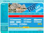 Úvod CK LIPA - špecialista na Chorvátsko