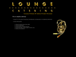 LOUNGE CATERING