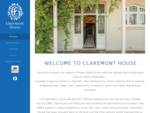 Claremont House | Private Guest House | Dunedin, New Zealand