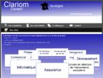 Nos domaines d'intervention - Clariom Conseil - Consultants en Auvergne - Association de ...