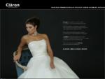 CLARON -Brudekjoler og konfirmationskjoler 2012