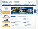Leče | Optika | Clarus. si | Lece | Očala | Kontaktne leče | Sončna očala | korekcijska očala