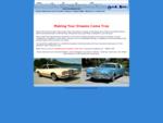 Classic American Cars of Moorooka - Lincoln Navigator and Classic Cars -American Used Cars left ha