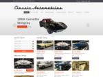Classic Automobiles Home