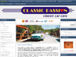 Classic Passion - Classic Car Care - Happy motoring