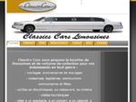 Accueil - Classics Cars Limousines