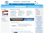 myPlanets - Classifica Web