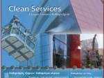 Καθαρισμός Τζαμιών - Καθαρισμοι Κτιριων - Συνεργειο Καθαρισμου - clean-services