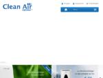 Clean Air Optima luchtreinigers en luchtbevochtigers