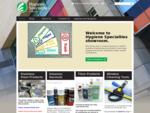 Hygiene Specialties | Gleemex | stainless steel rubbish bins | window cleaning tools| Kriston Hy