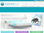 Nettoyage matelas à domicile - CLEANNIX® - Nettoyage écologique de matelas à domicile