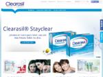 CLEARASIL® Productos para el Cuidado Facial | Dí no a las imperfecciones