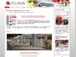 CLEIA - Accueil