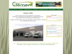 Clément SARL - Equipement bâtiment d'élevage - micro station d'épuration