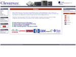 Cleverware refurbishment CISCO Compaq DEC EMC HP IBM ORACLE SUN computerhardware van o. a. cisco,