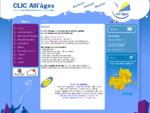 CLIC Alli'âges - Aide aux personnes agées et aux personnes handicapées - Services sur les communes d