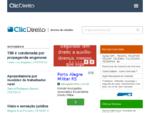 ClicDireito - Direitos do Cidadão - Direito e cidadania na rede