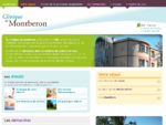 La Clinique de Montberon (31) proche de Toulouse, 120 lits d'hospitalisation répartis en quatre ser