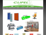 Clipel - Equipamentos, desenho, escritório, impressão grandes formatos, plotters, scanners, consumíveis, tinteiros