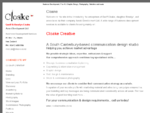 BUSINESS CONSULTANCY AND DESIGN BY GEOFF AND ROSELYN CLOAKE - SITE PAGE for Business Development and