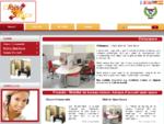 Cloisyspace - Cloison de bureau, mobilier agencement de bureau, cloison acoustique et open space