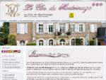 Hôtel - Restaurant - Aisne Le Clos du Montvinage - 02580 Etréaupont