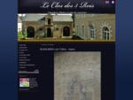 Chambres d'hôtes et gîte de charme avec piscine en Val de Loire Anjou LayonMaine et Loire, ...