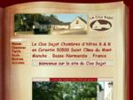 Accueil - Chambres d'hôtes en Normandie près de Carentan