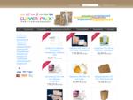 Clover Pack - Pakkaustarvikkeita netistä
