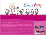 Clown Πάρτυ