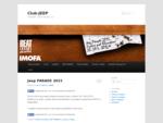 Club Jeep Czech republic, Club Jeep CZ laquo; Club Jeep