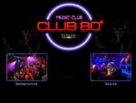 Club 80 Dyskoteka lat 80, Club Muzyczny Katowice, Siemianowice, Klub Muzyczny, dyskoteki, dysko