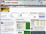 Clubeinvest. com - Bolsa e Mercados