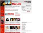 MAILER - Ihr Ticket zum Vorteilspreis für Rock, Pop & Kabarett   Bank Austria Ticketing  