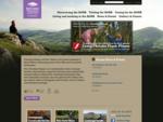 Clwydian Range AONB - Homepage