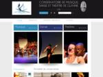 Accueil | Conservatoire de Musique, Danse et Théatre de Guyane Conservatoire de Musique, Danse et