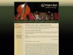 Cimbálová hudba, cimbálová muzika - Kapela Gracia
