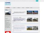 CMS Auto- Producent minibusów, autobusy sprinter, zabudowa autobus, Mercedes mikrobus