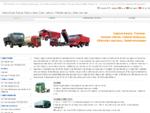 Camion lourd, Camion benne, Tracteur, Camion malaxeur, Halan TRUK