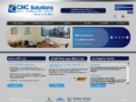 CNC Solutions Α qualified company with high product customer service quality standards