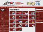 Maszyny introligatorskie i poligraficzne - CNC Technika