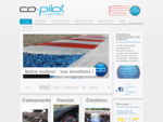 Co-Pilot. fr | Emotions mecaniques sur-mesure, seminaires, incentives, Lille, Formule1, rallye