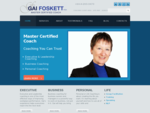 Executive, Business, Leadership Life Coaching from Gai Foskett.