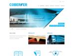 Coberfer | Coberturas, Soldadura Serralharia Civil