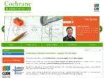 Gypsum Plasterboard, Interior Drywall, Plastering Services Canterbury Cochrane Associates