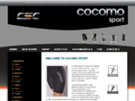 Cocomo Sport - Creators of the best performance enhancing sportswear - compression tights