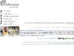Osteria Ristorante Trattoria Vineria Martina Franca quot;Osteria del Cocopazzoquot; vicino a Taran