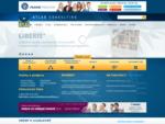 ATLAS Consulting s. r. o. - moderní právní a ekonomické informační systémy pro malé, střední a vel