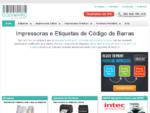 Industria de etiquetas, Impressoras de Códigos de Barras, Citizen, Impressoras de talões, ...