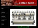 coffetech Espressomaschine
